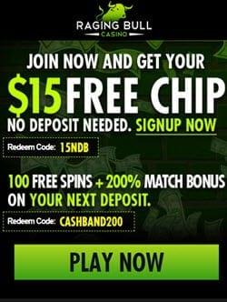 RagingBull Casino