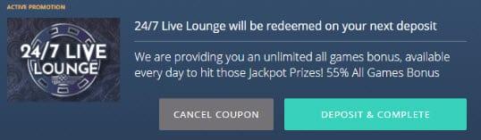 Roaring 21 Casino
