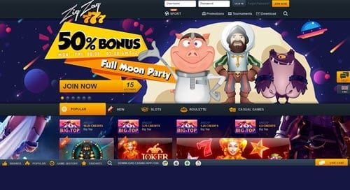 Canada legal online casino