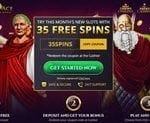 Royal Ace Casino 35 Free Spins