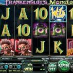 Franken Slots Monster