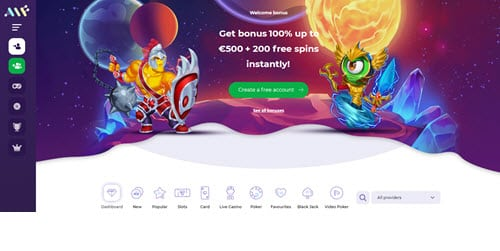 Bonus codes for online casinos no deposit