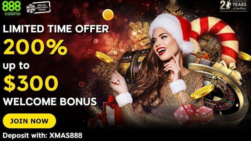 XMAS 888 Casino