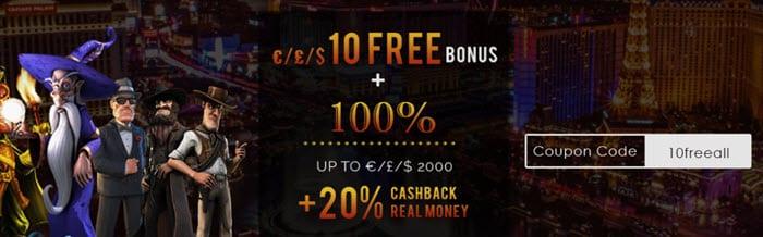 Casino Cromwell 10 no deposit bonus