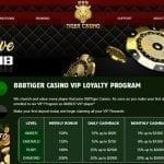 888 Tiger Casino VIP