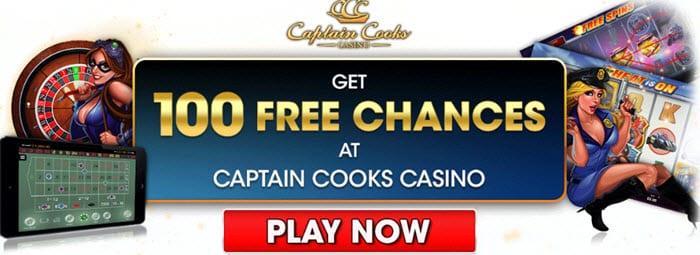 Captaincooks Casino Login