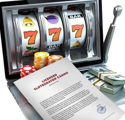 Licensed Online Casino