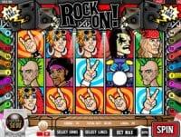 Rock On Slot