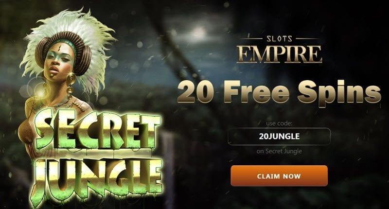 Slots Empire Online Casino USA