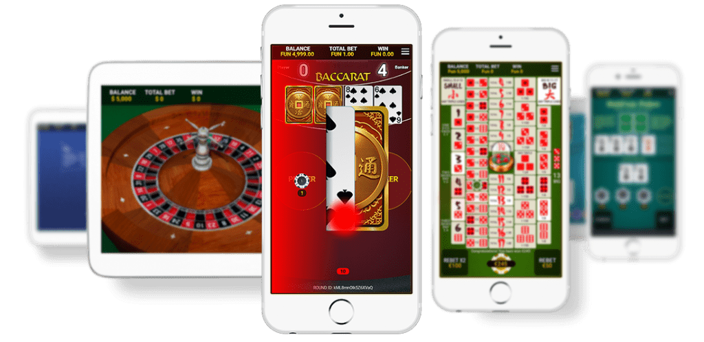 online casino for mobile
