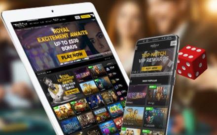 Regent Casino mobile