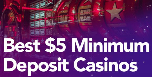 $5 Deposit Online Casino USA