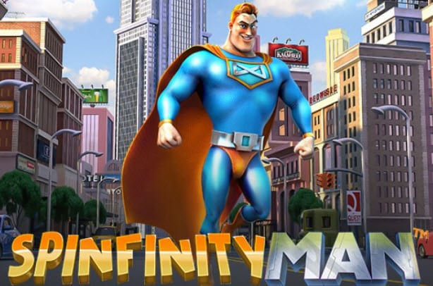 Spinfinity Man Slot