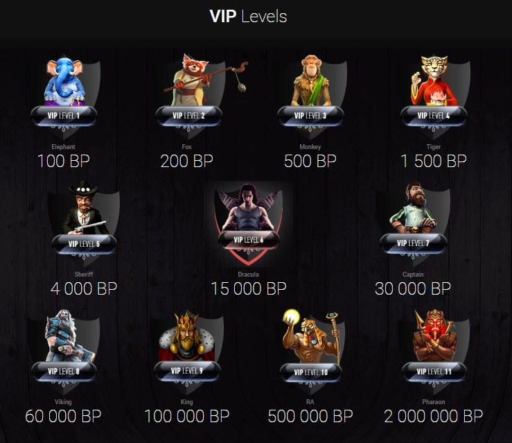 Casino Chan Vip Program