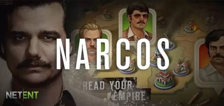 Narcos Slots Netent