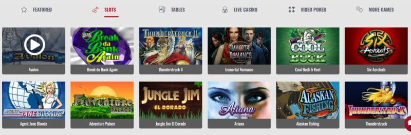 Platinum Play Casino Slots
