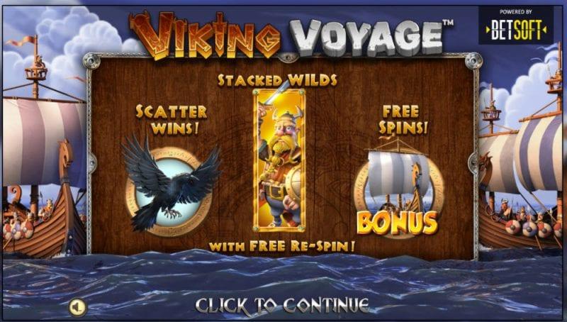 viking voyage slot review