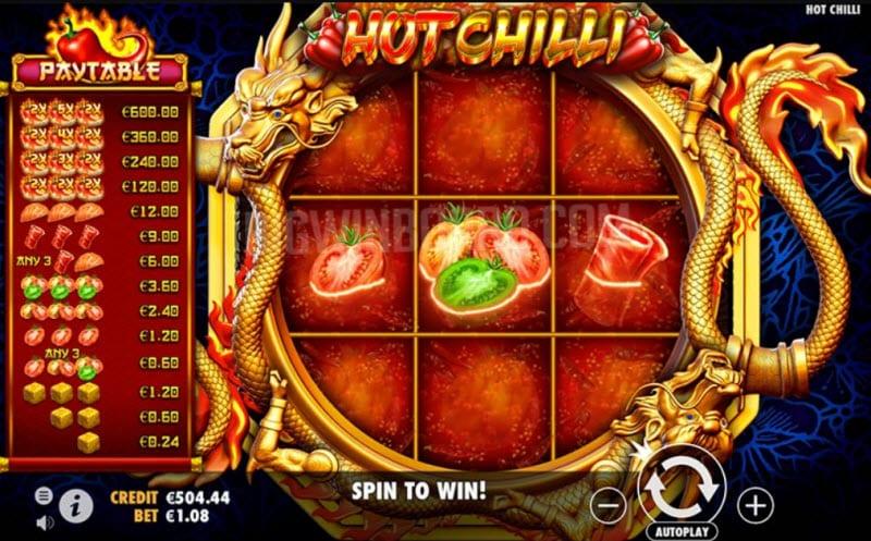 Hot Chili Slot