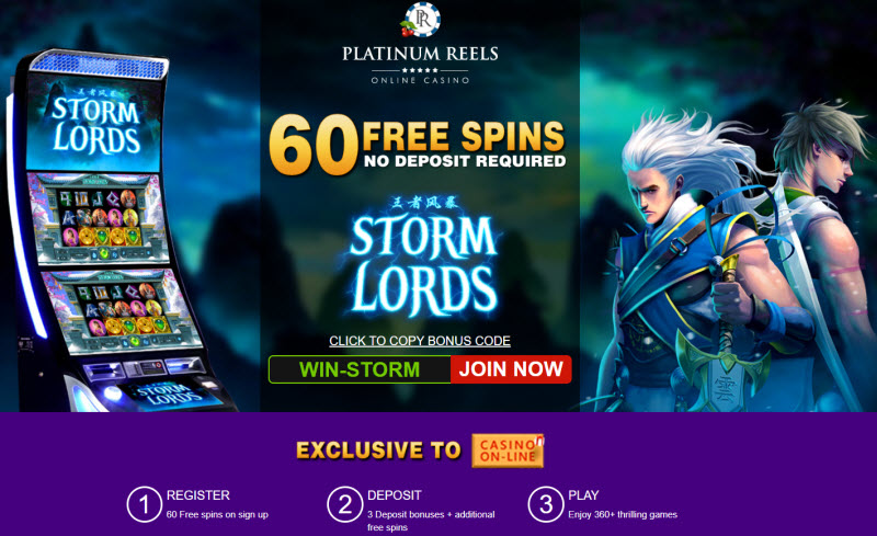 Slot Storm Lords