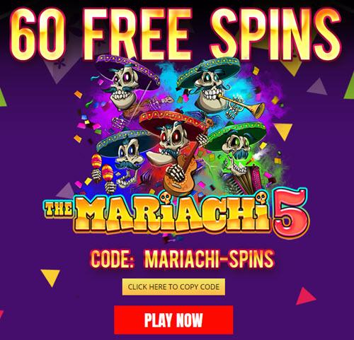 Mariachi 5 slot