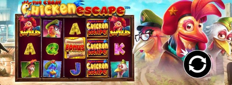 Great Chicken Escape Slot