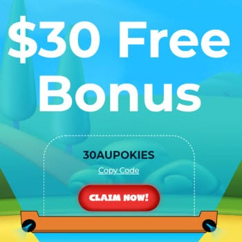 Aussie Play Casino 30 free