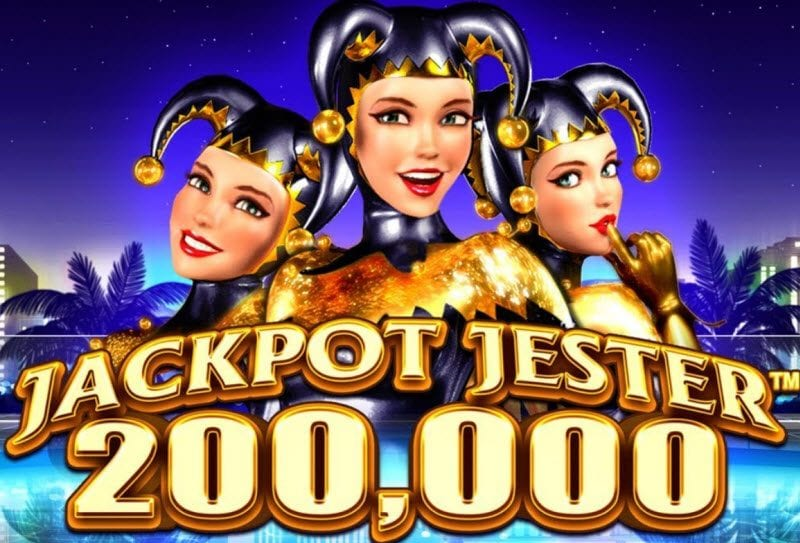 Jackpot Jester 200000 Slot Machine