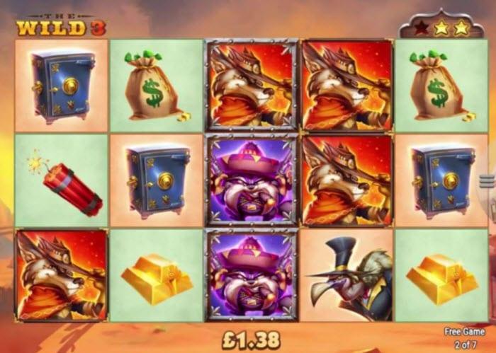 The Wild 3 Slot Nextgen