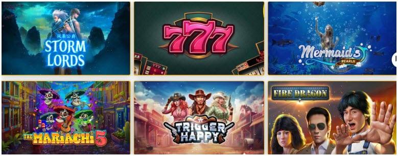 Aussie Casino Games