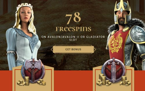 Avalon 78 Casino No Deposit Bonus Code