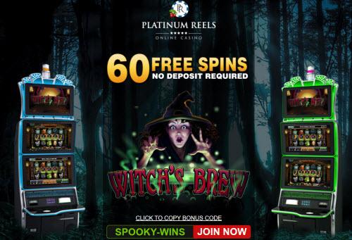 Halloween Casino Bonus