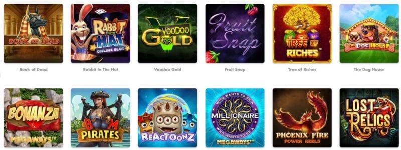 Slotty Vegas Casino Slots