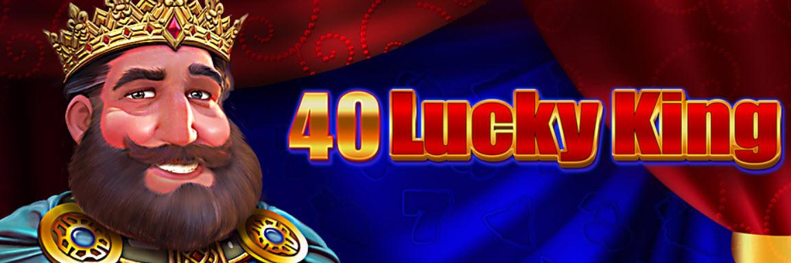 40 Lucky King Slot Slots