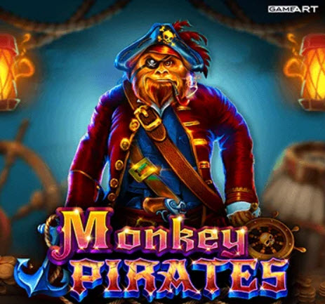 Monkey Pirates Slot