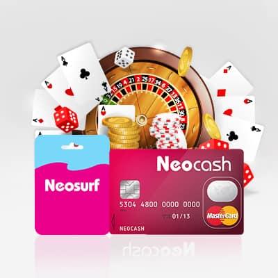 online casinos neosurf