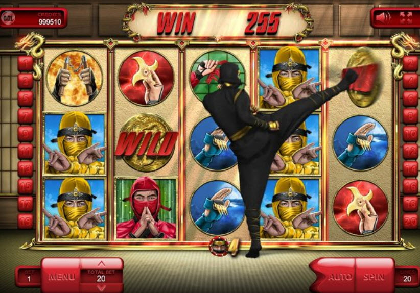 The Ninja Slot Review
