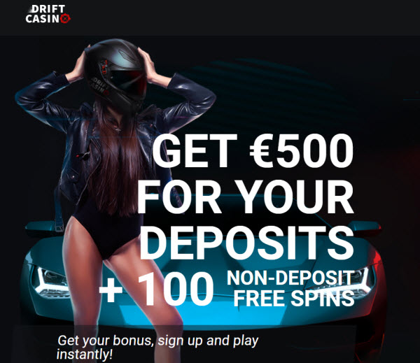 Casino bonus virtual reality