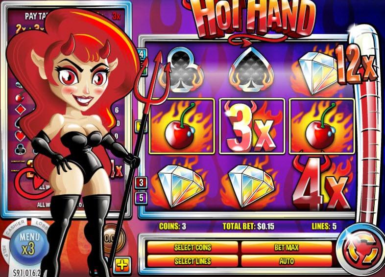 Hot Hand Slot