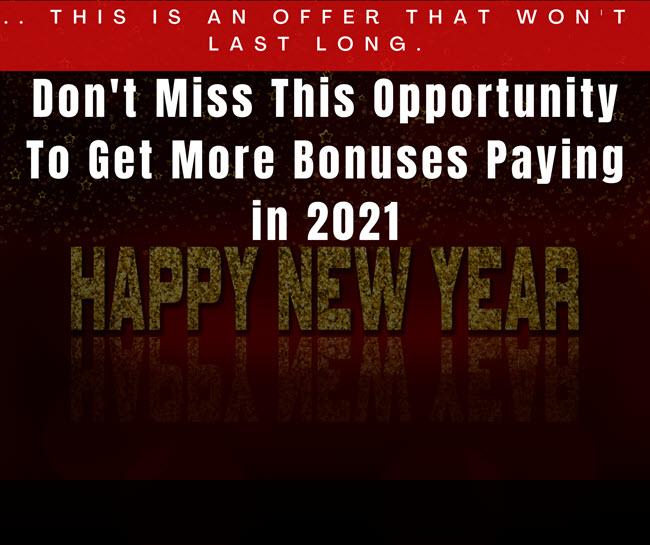 no deposit bonus codes 2021