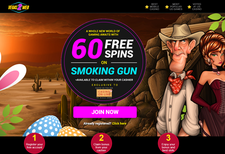 Smoking Gun Casino