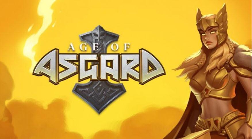AGE OF ASGARD Slot