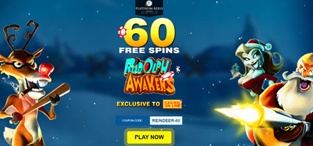 Christmas No Deposit Casino Bonus