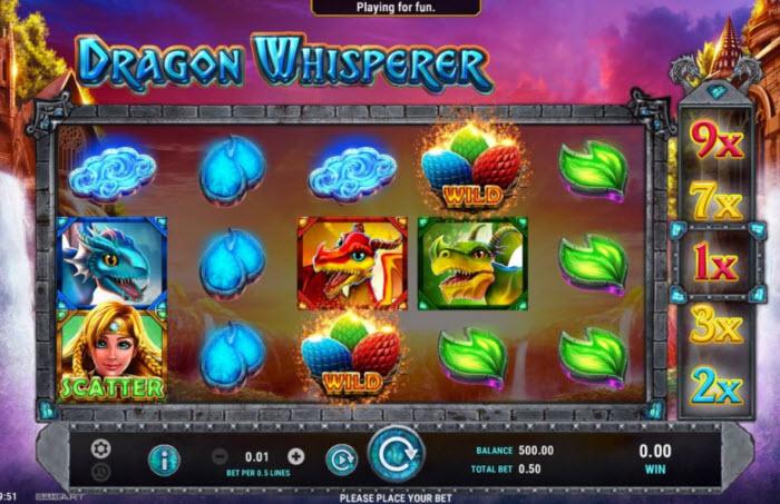 Dragon Whisperer Slot