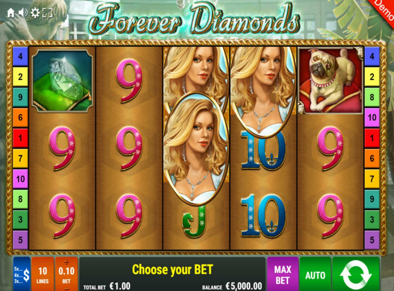 Forever Diamonds Slot