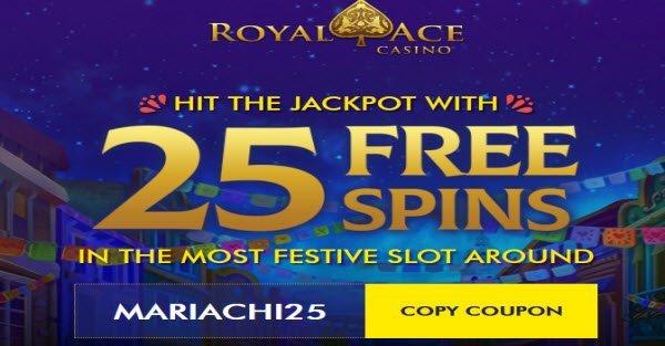 Royal Aces Casino No Deposit Bonus Codes 25 Free Here