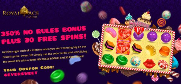 Royalace casino no deposit bonus codes