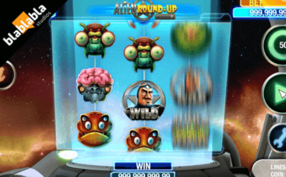 Alien Round Up Slot