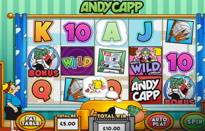 Andy Capp Slots