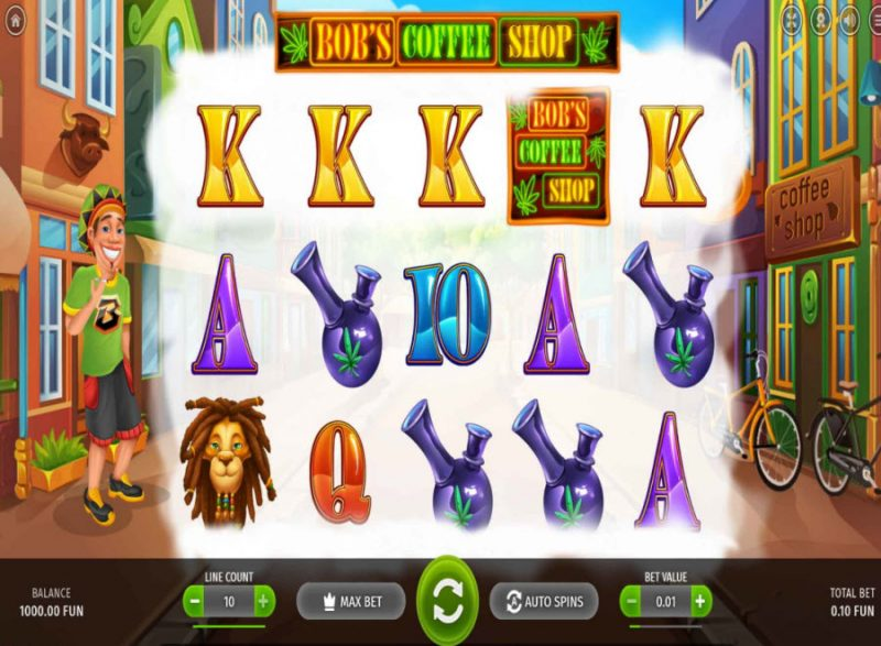 BoB Coffee Shop Slot