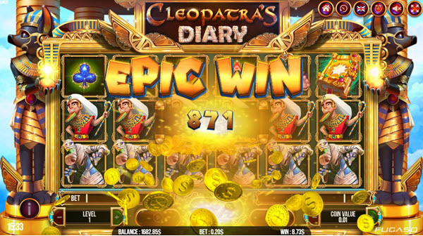 Cleopatra's Diary Slot Review